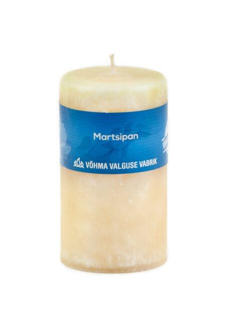 Martsipan magus mandel ja suhkur lõhnaküünal käsitöö