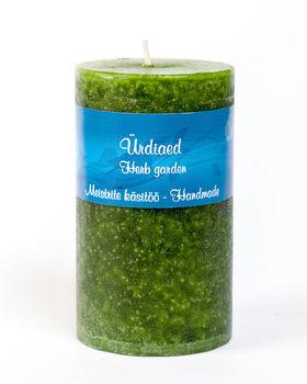 ürdiaed ürdid basiilik lõhnaküünal käsitöö roheline