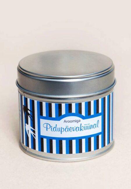Aroomiküünal plekktopsis, taimse vaha ja parafiini segu, lõhnaga