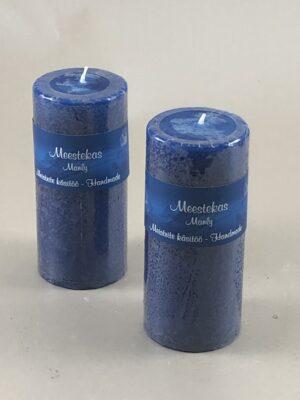 Lõhnaküünal Meestekas, sinine