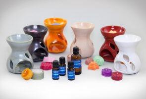 Aroomilambid, vahad ja aroomõlid